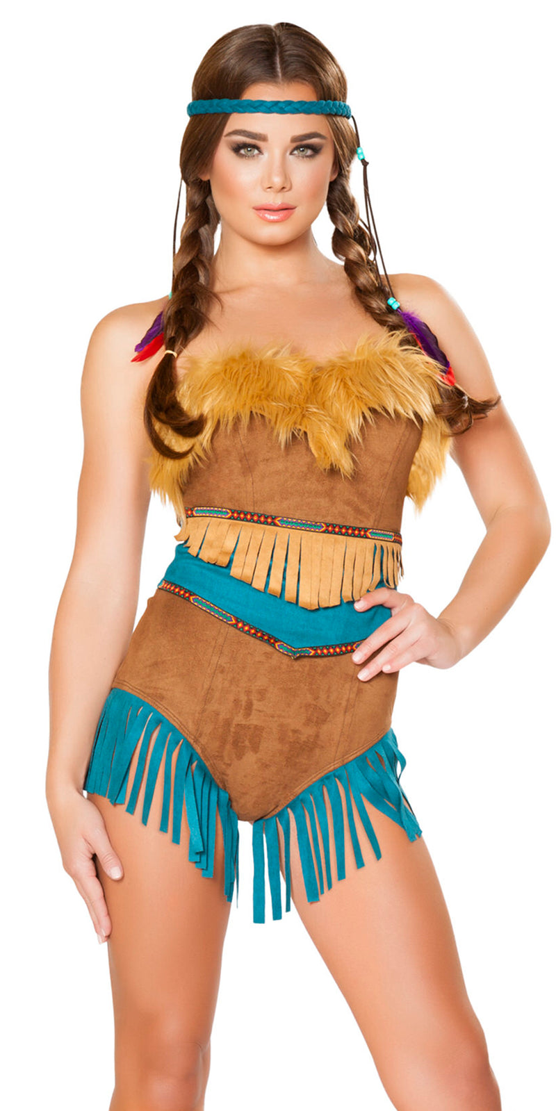 RM-4704 Tribal Vixen Costume main