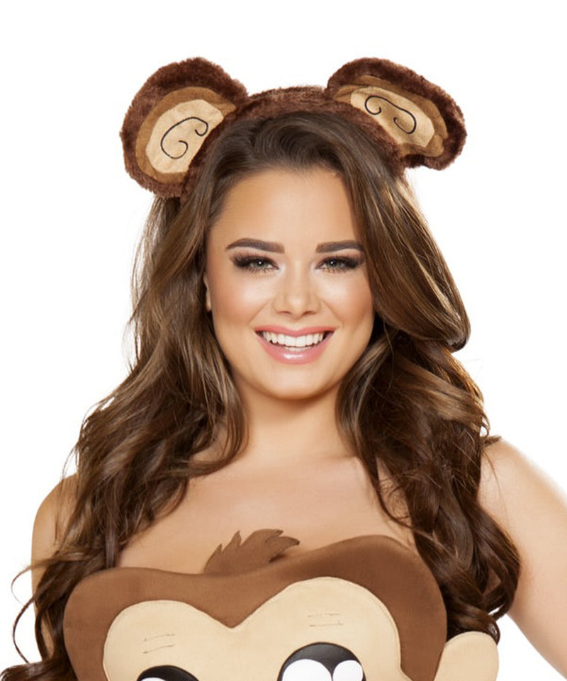 Monkey Ears Head Piece