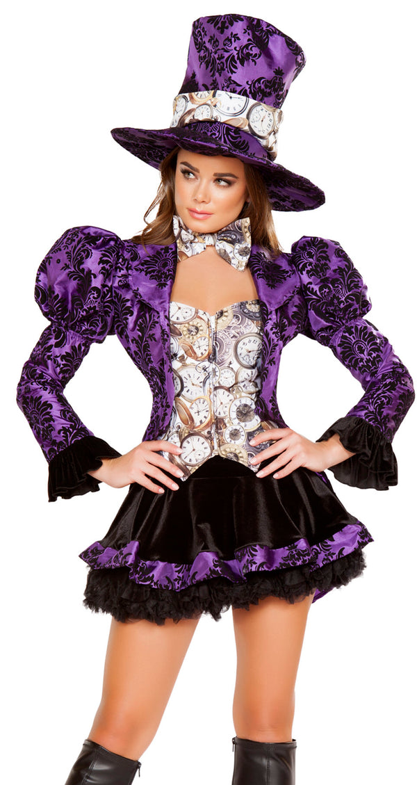 RM-4731 Tea Party Vixen Costume main