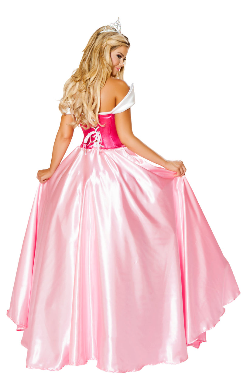 RM-4733 Beautiful Princess Costume back