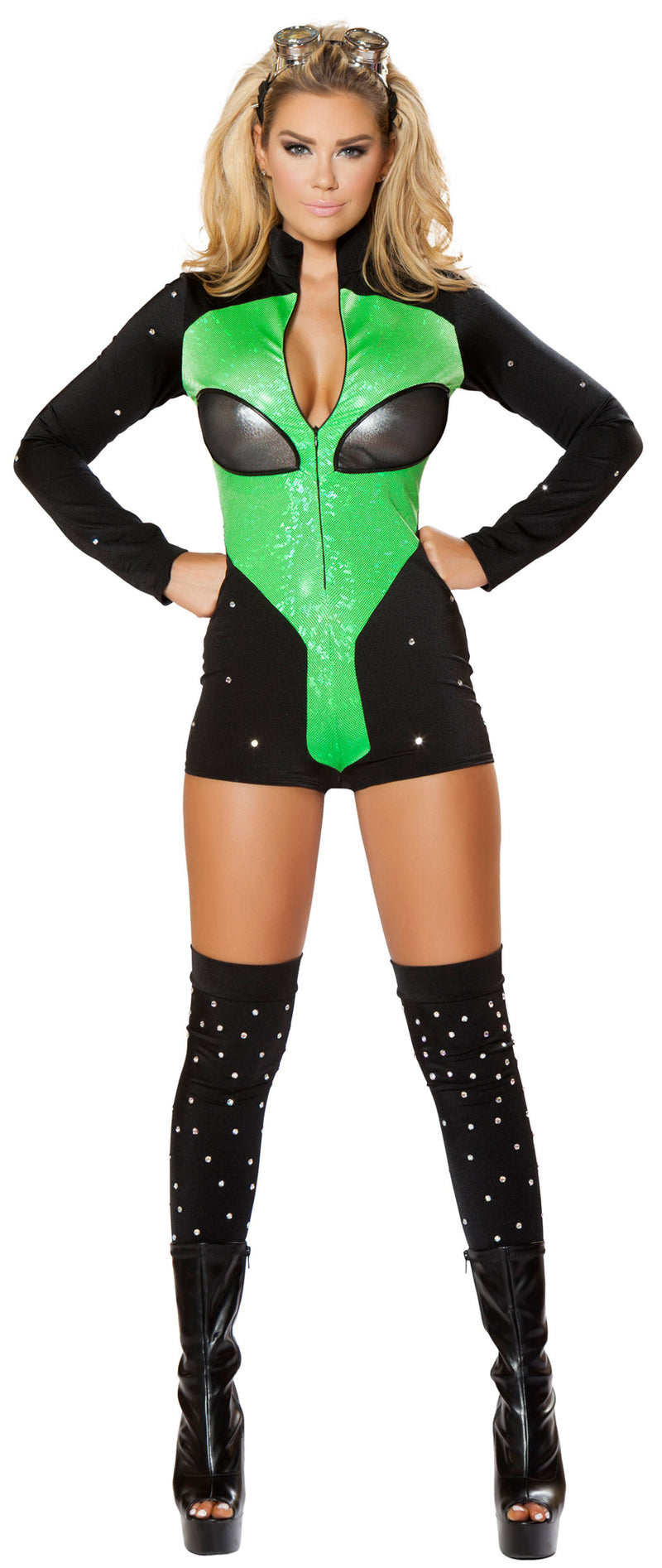 RM-4741 Out of this World Hottie costume front