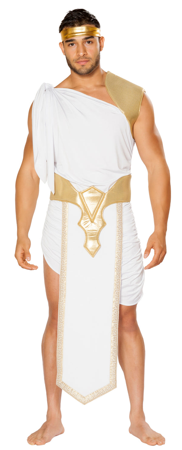 RM-4747 Men's Greek God Costume front