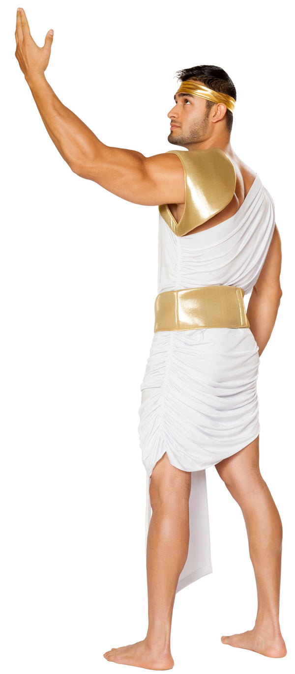 RM-4747 Men's Greek God Costume back