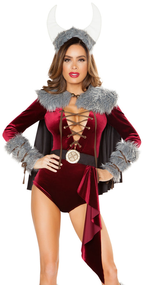RM-4799 Viking Princess Costume main