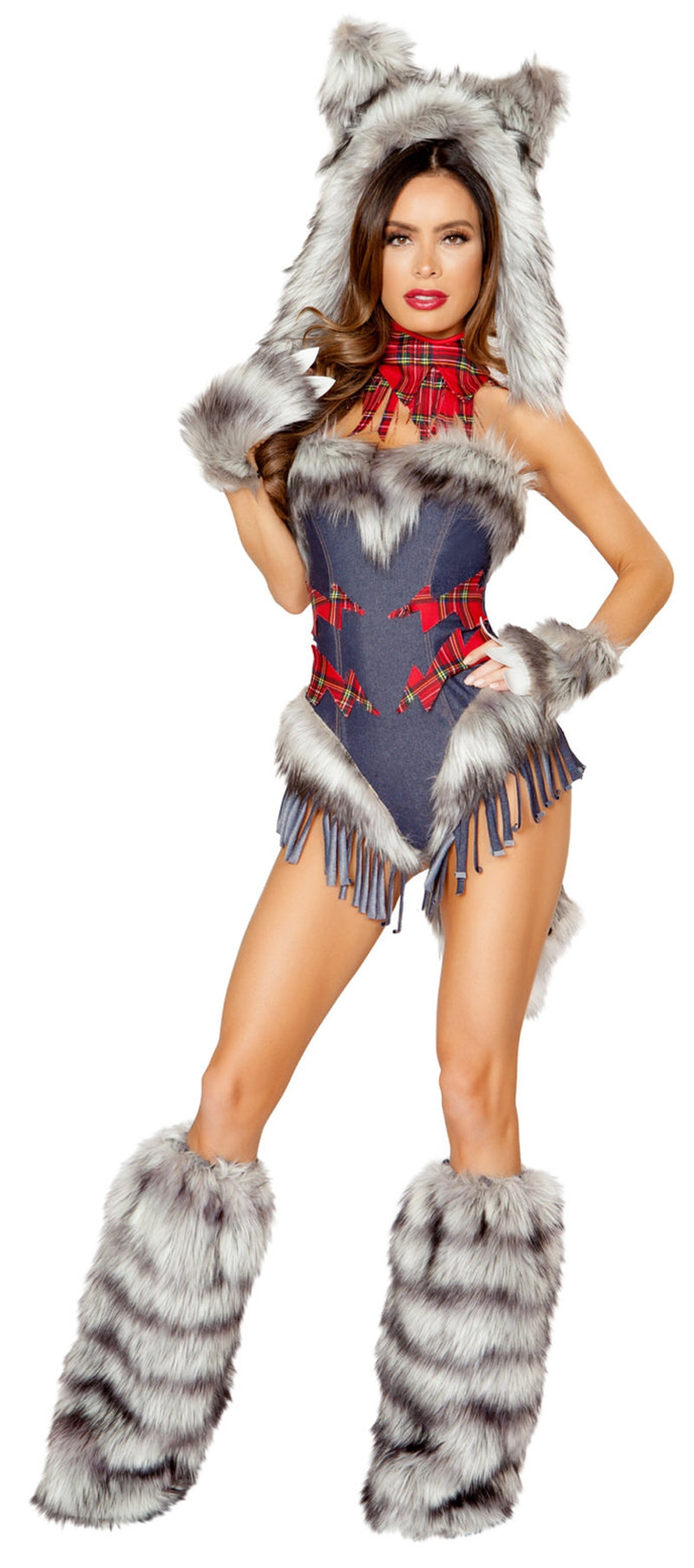 RM-4805 Wolf costume
