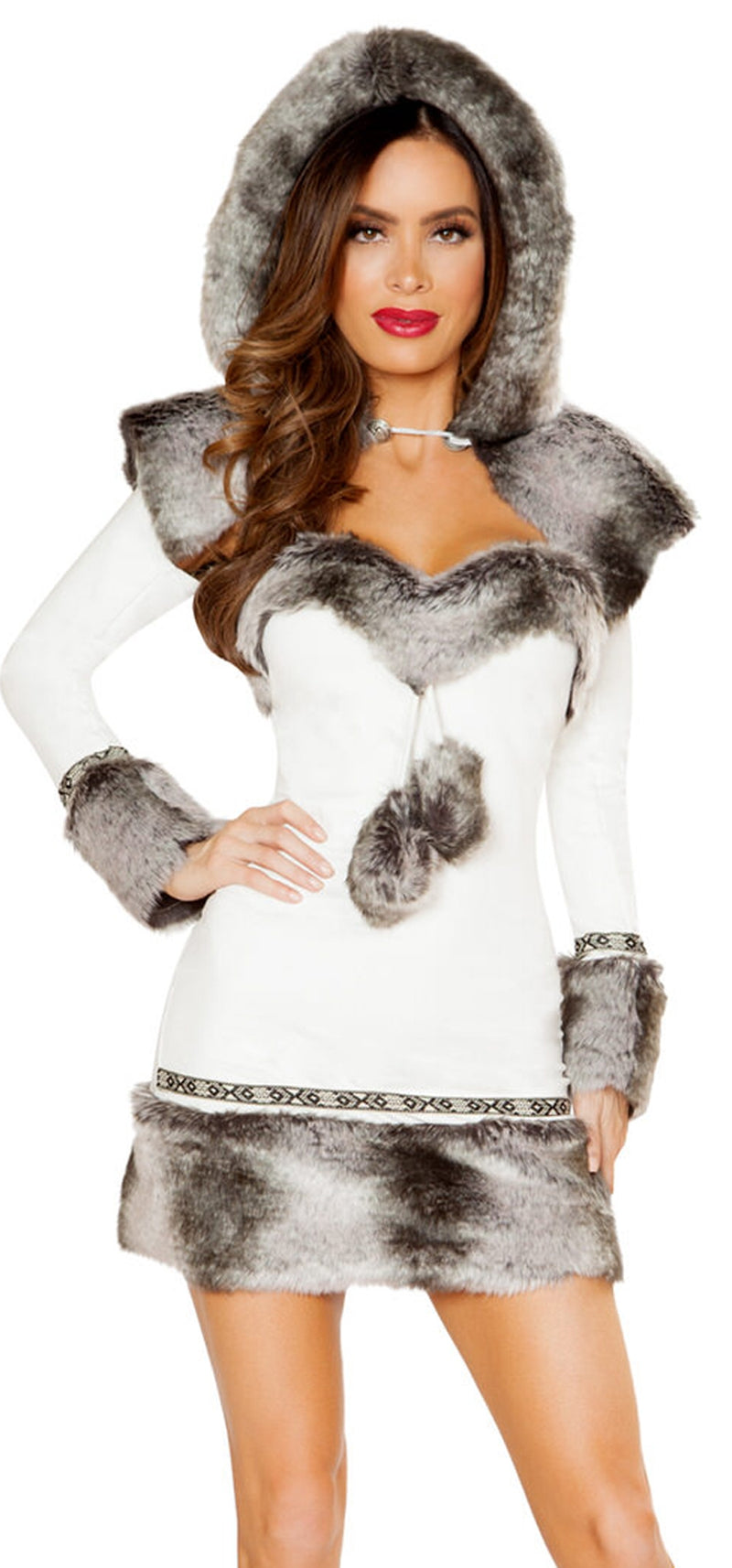 RM-4807 Eskimo Hottie Costume main
