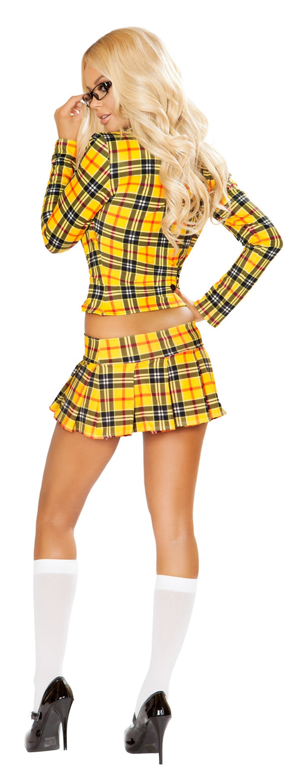 RM-4830 School Girl Costume back