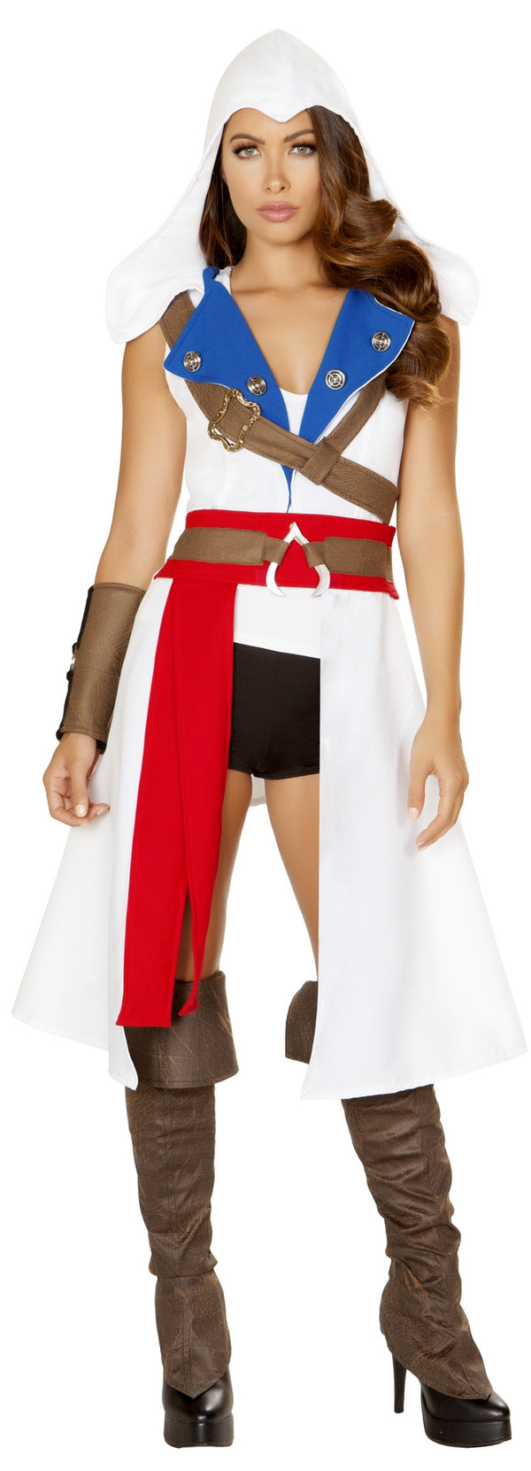 RM-4843 Assassins Protector Costume front