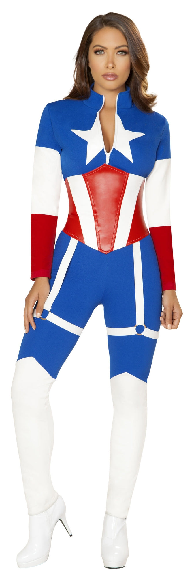 RM-4852 American Commander Costume front