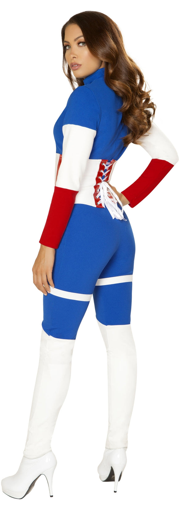 RM-4852 American Commander Costume back