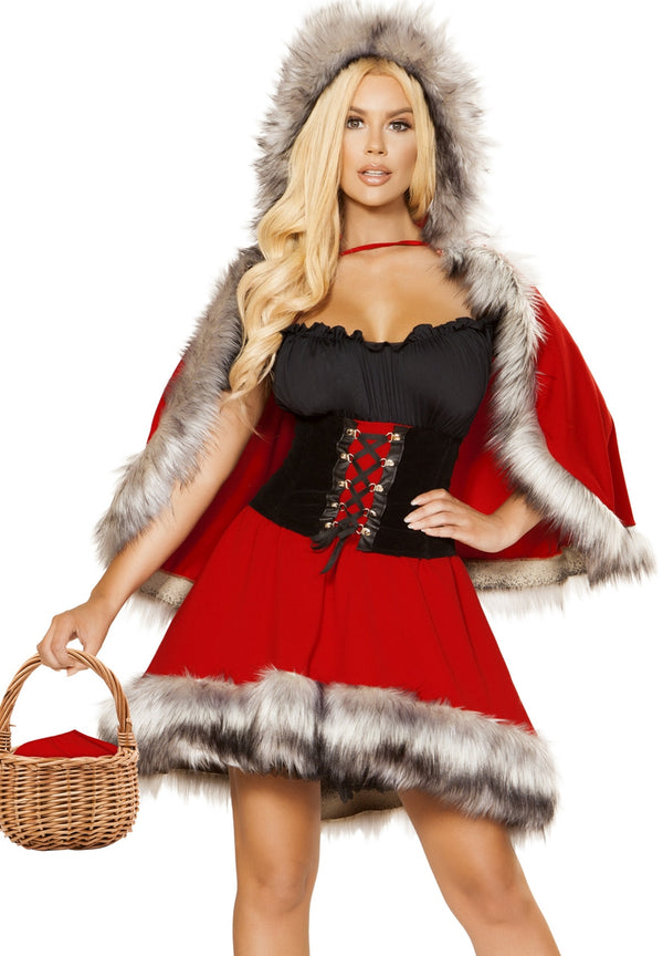 RM-4854 Red Diva Costume 4854