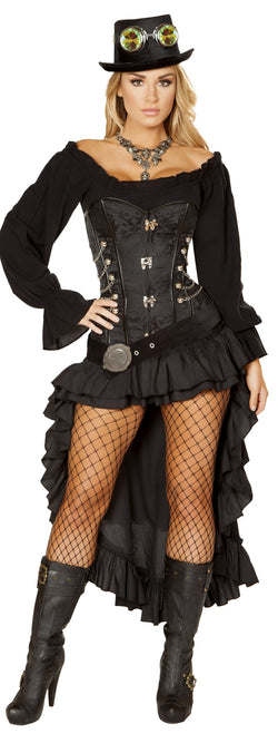 RM-4856 Victorian Steam Maiden Costume 4856