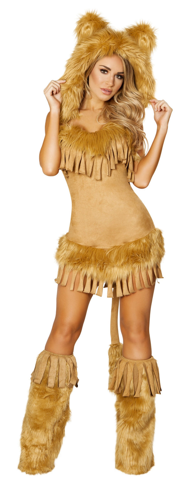 RM-4872 The bashful Lion Costume