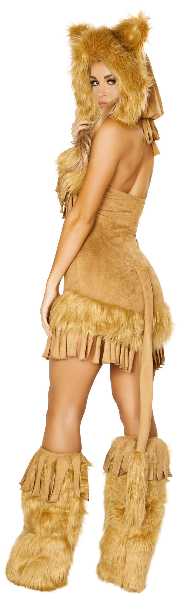 RM-4872 The bashful Lion Costume back