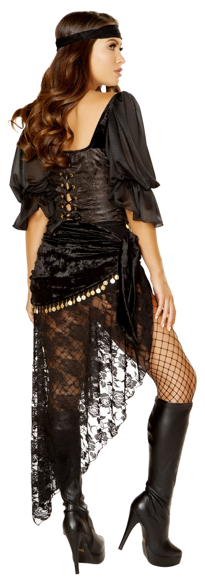 RM-4880 Gypsy Maiden costume back