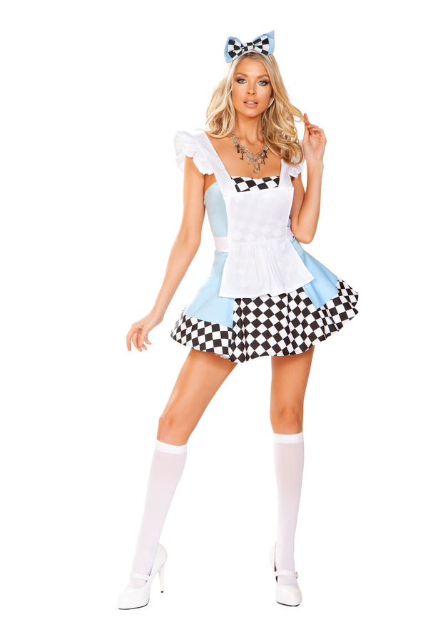 Wonder Adventures Costume