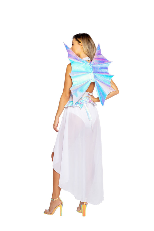 2pc Glamorous Dragon Costume