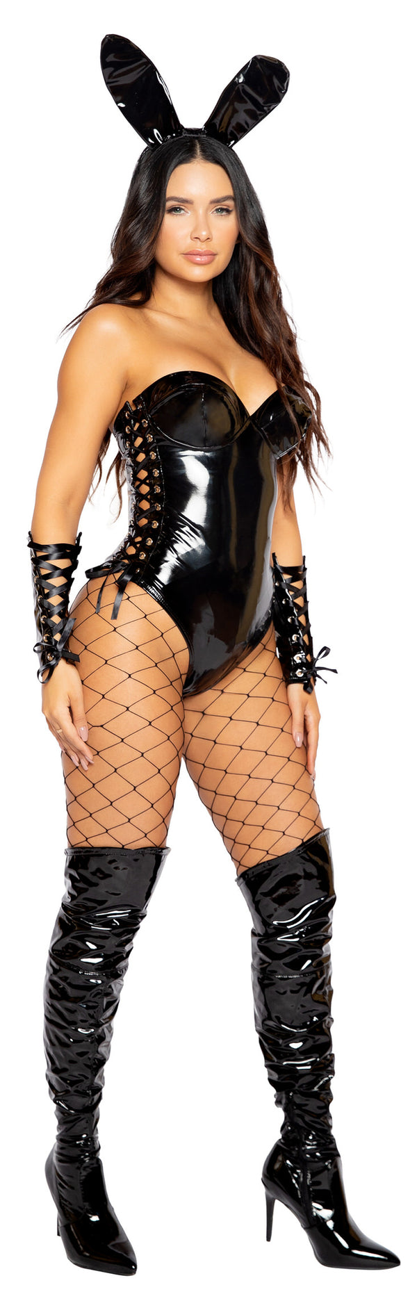 2pc Kinky Bunny Costume
