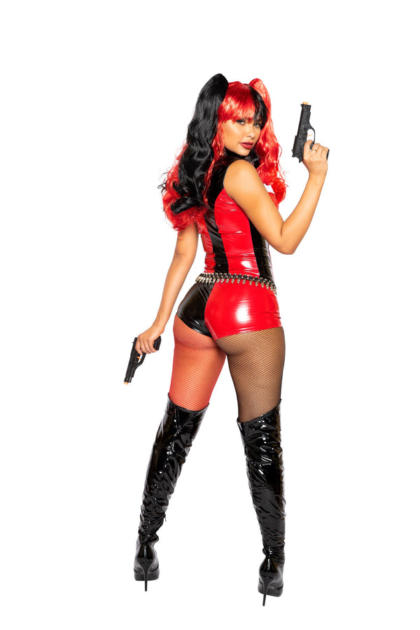 3pc Violent Vixen Costume