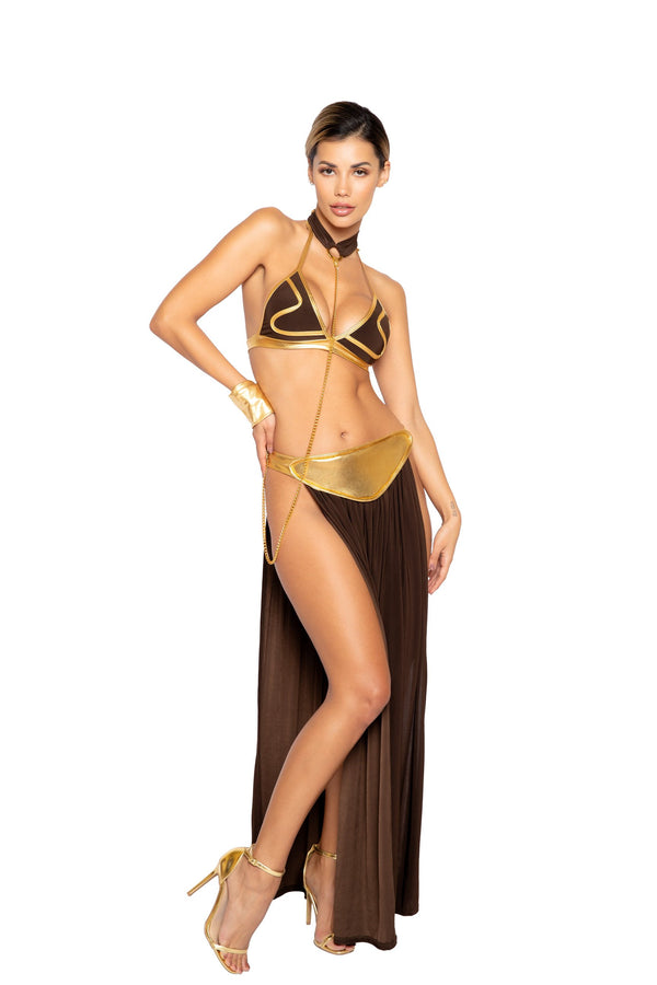 3pc War Princess Costume