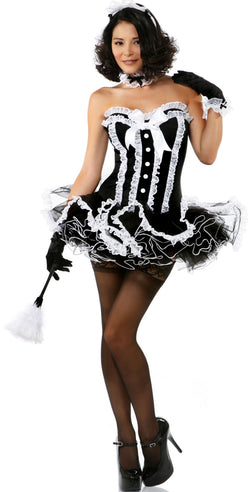 French Maid Costume FP551001