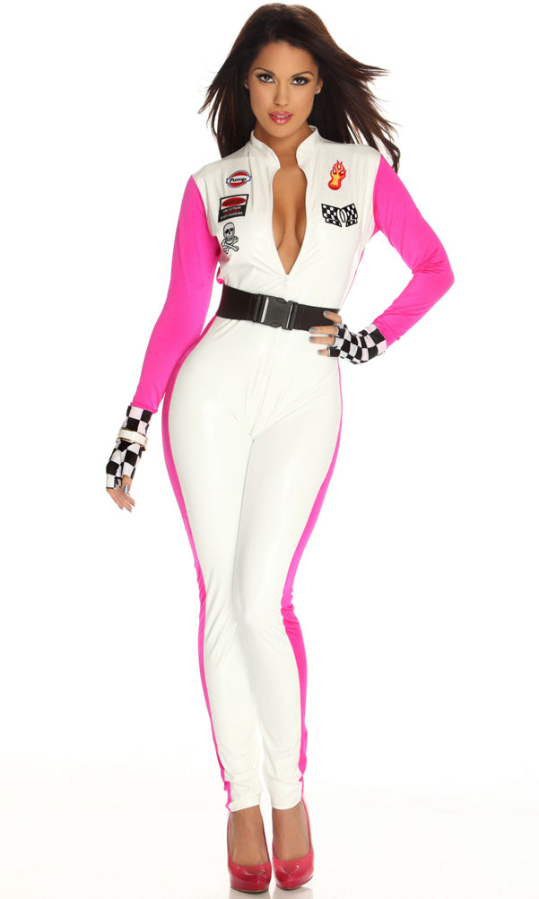 Speed Racer Costume Front FP553433