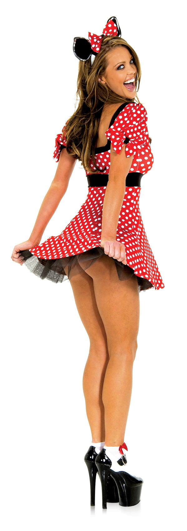 Minnie Mouse Costume Back JV554