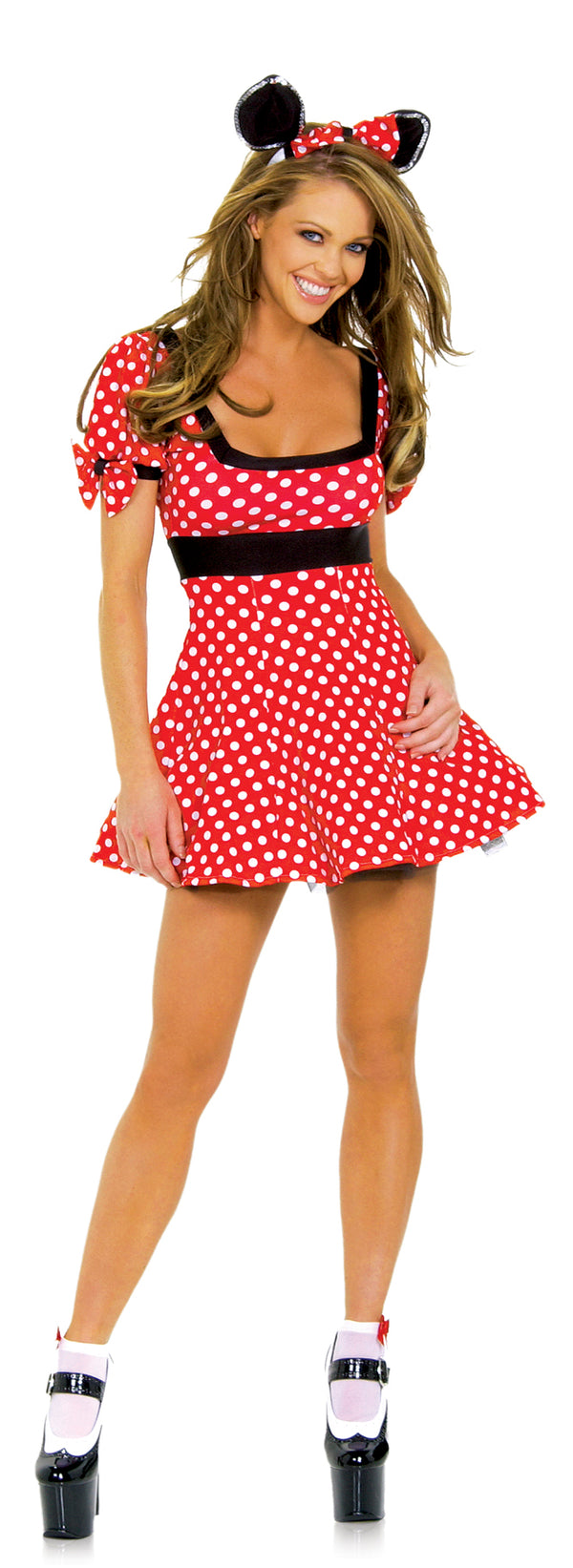 Minnie Mouse Costume Front JV554