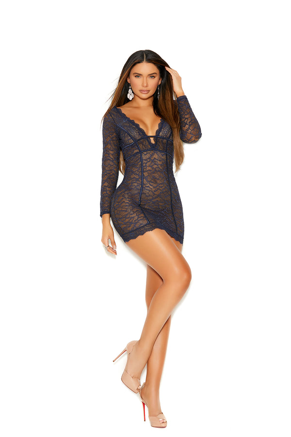 Bedroom Lace Dress