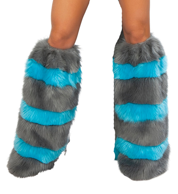 Chester Cat Rave Legwarmers