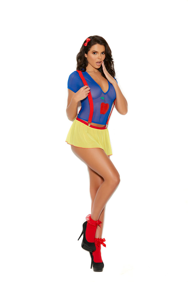 Princess Snow White Bedroom Costume