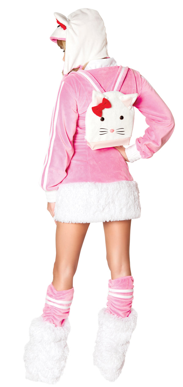 Happy Hello Kitty Costume JVCS133 Back