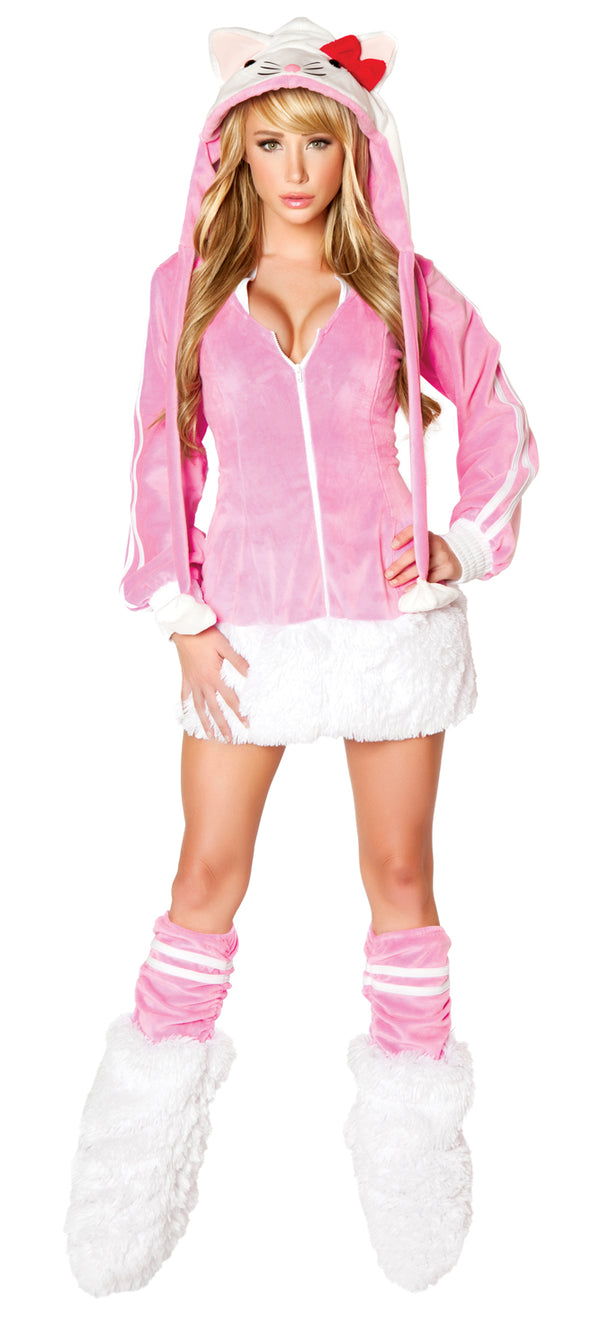 Happy Hello Kitty Costume JVCS133 Front