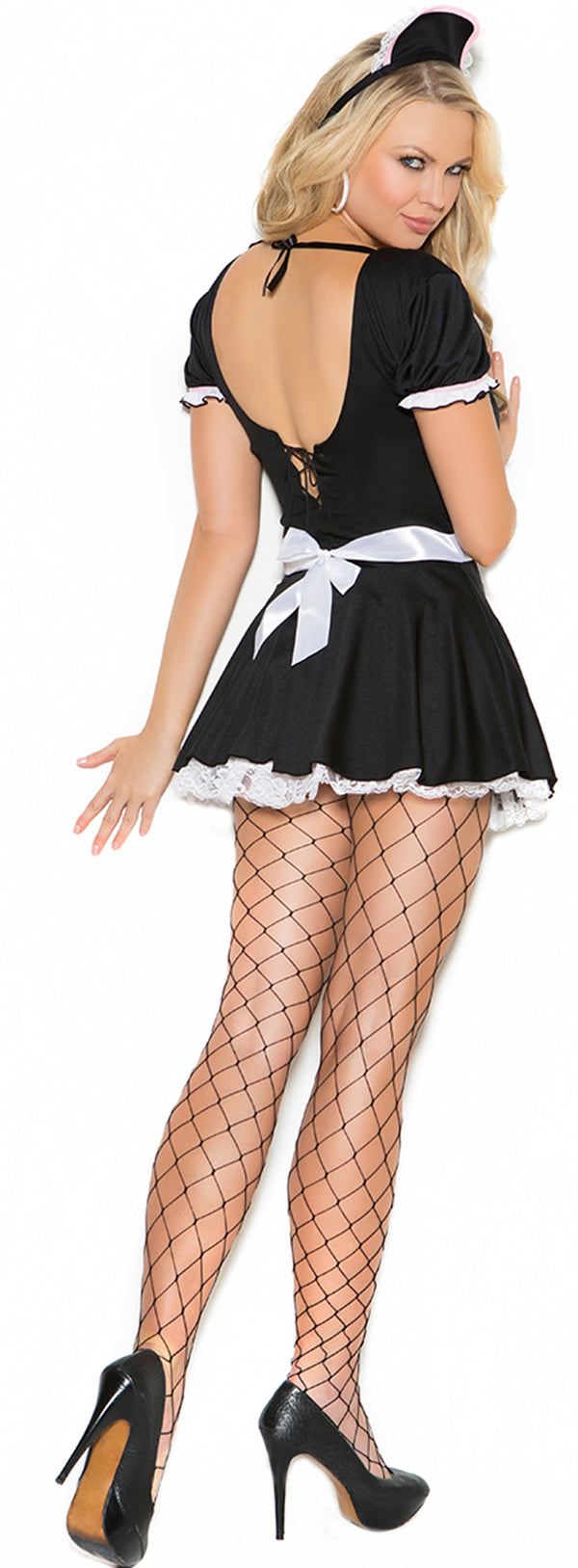 EM-9132 Maid To Please costume back