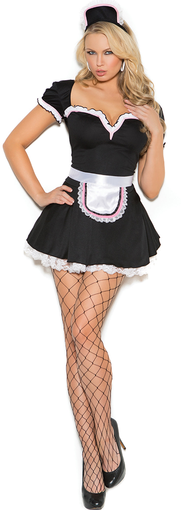 EM-9132 Maid To Please costume front