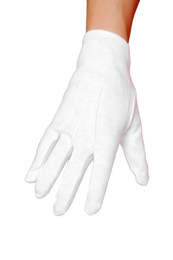 White Gloves Front RMGL102