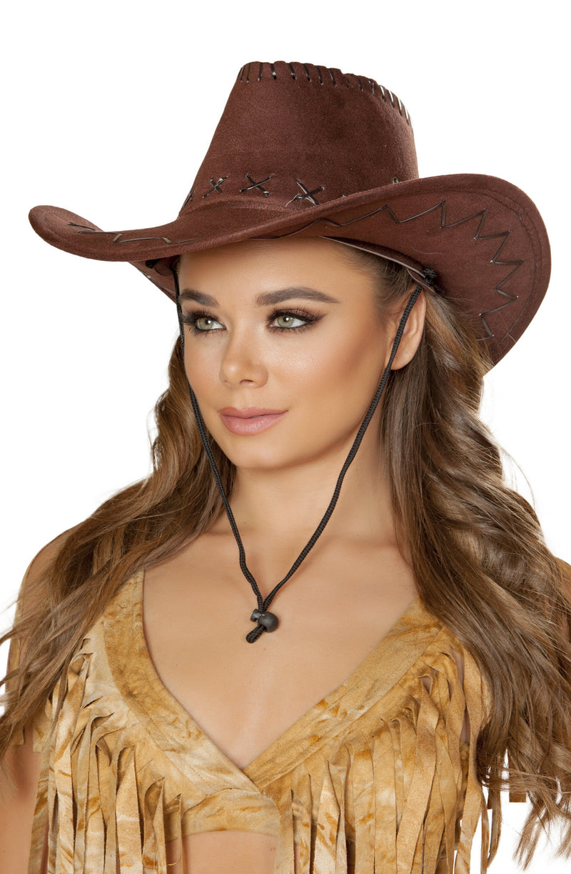 Pinup Sheriff Hat RMH4361