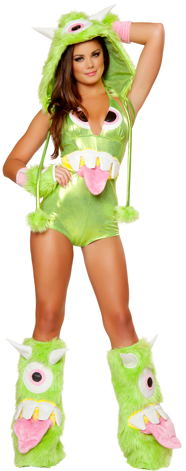 One-Eyed Monster Costume Front JVJJ174