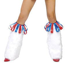 RM-LW4142 Cheer Leader Leg Warmer front