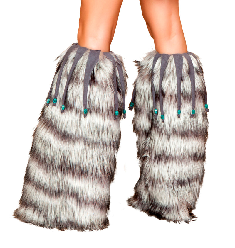 Native American Temptress Leg Warmer Back RMLW4427