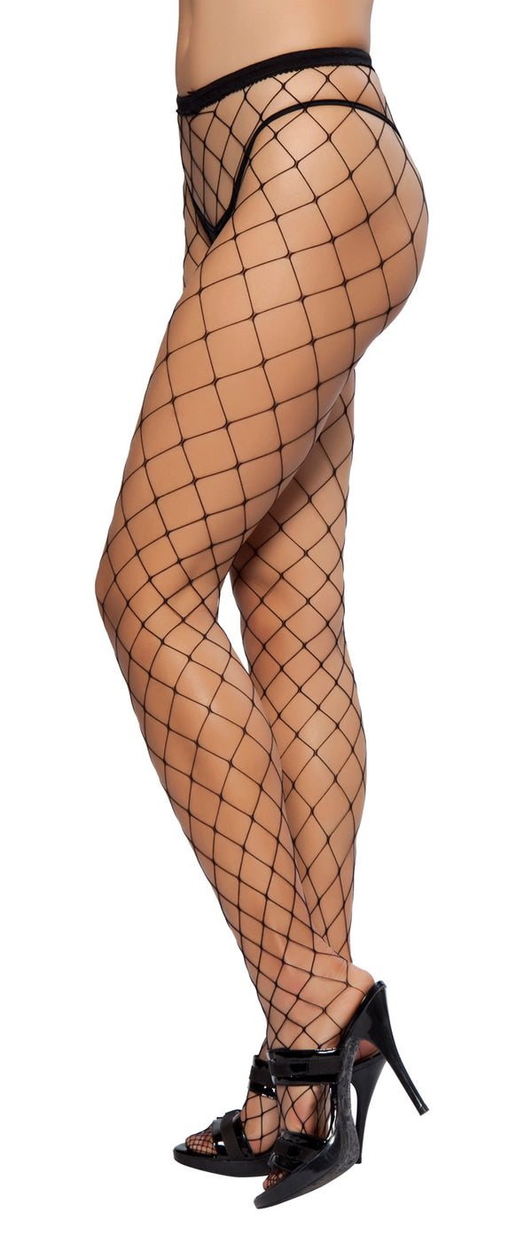 fishnet pantyhouse halloween costume accessory