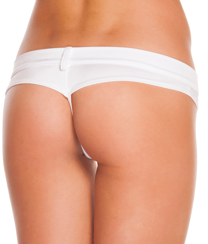 Assorted Colors Extreme Booty Shorts White Back RMSH3226