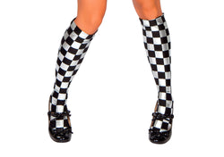 Checkered Stockings