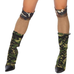 Camouflage Stockings RMST4196