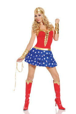 Super Hero Wonder Licious women