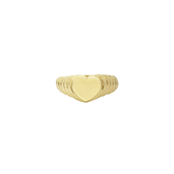 Heart Signet Ring (4426603331635)