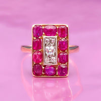 Ruby and Diamond Ring (6550024519731)