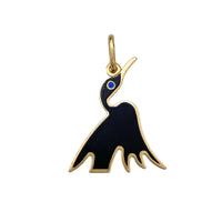 Enamel Bird Charms (4523188060211)