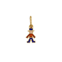 Enamel Man Charms (4580992974899)