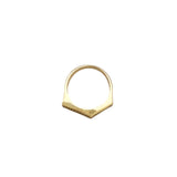 Geometric Diamond Ring (4459718180915)